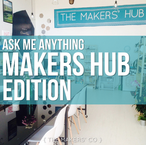 MAKERS TV Ep 23: Ask Me Anything MAKERS HUB Edition