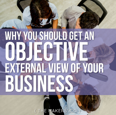 MAKERS TV Ep 25: Why you should get an objective, external view of your business