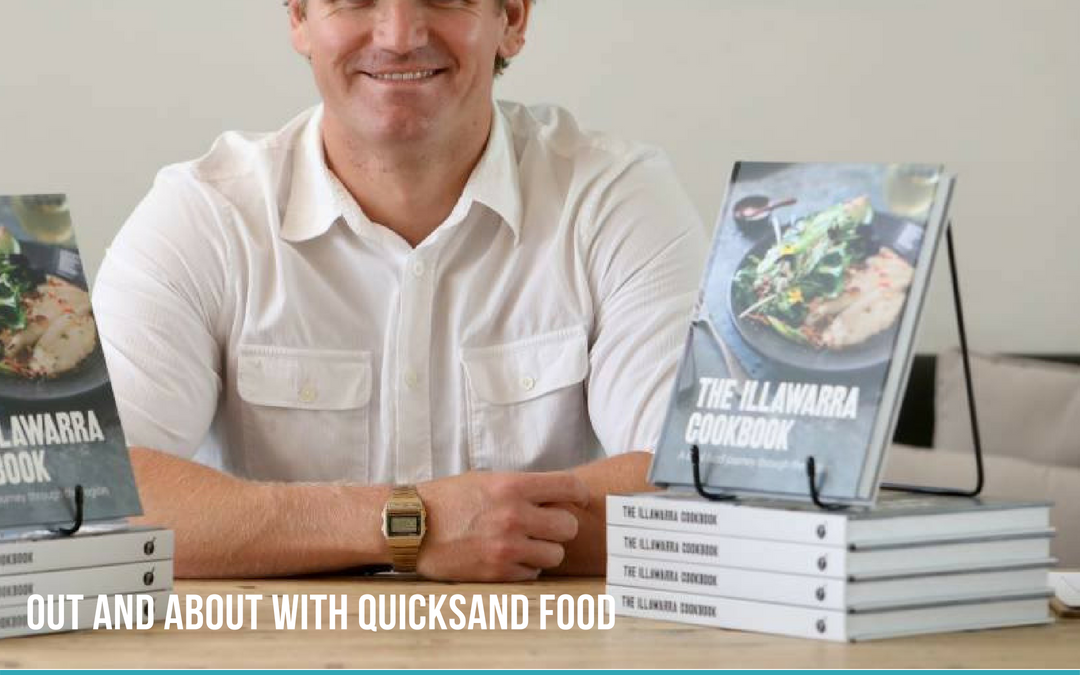 MAKERS TV Ep 27: Out and About with Quicksand Food