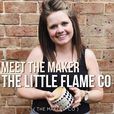 Meet the Maker The Little Flame Co