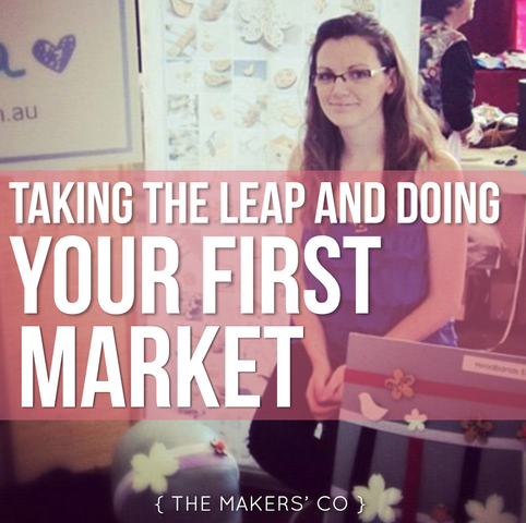 Makers TV Ep 32: Taking the leap and doing your first market
