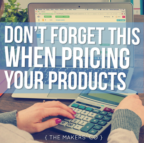Makers TV Ep: 38 Don't forget this when pricing your products