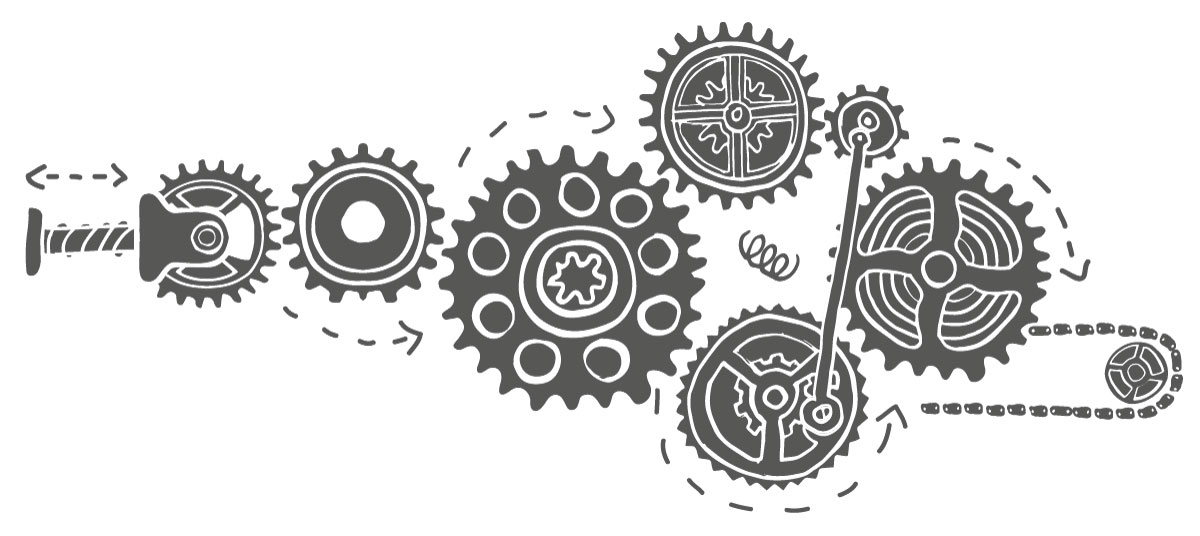 The Makers Framework Cogs